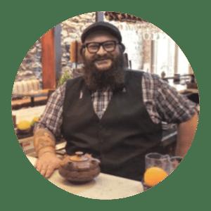 S. Aaron Simons, Beverage Director
